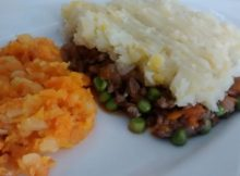 Microwave Shepherds Pie Recipe Swede Potato Mash Topping