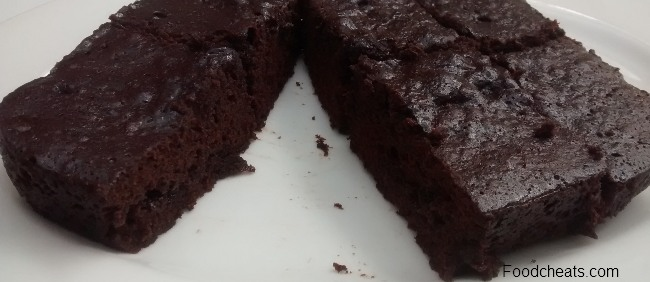 After Eights Brownies Microwave Recipe UK