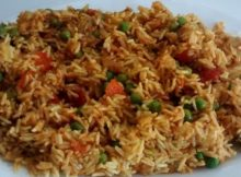Microwave Vegetable Biryani Schwartz Biryani Mix