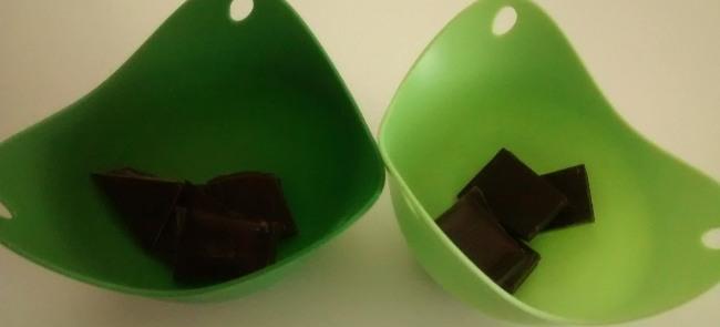Melt Chocolate Poach Pods Microwave